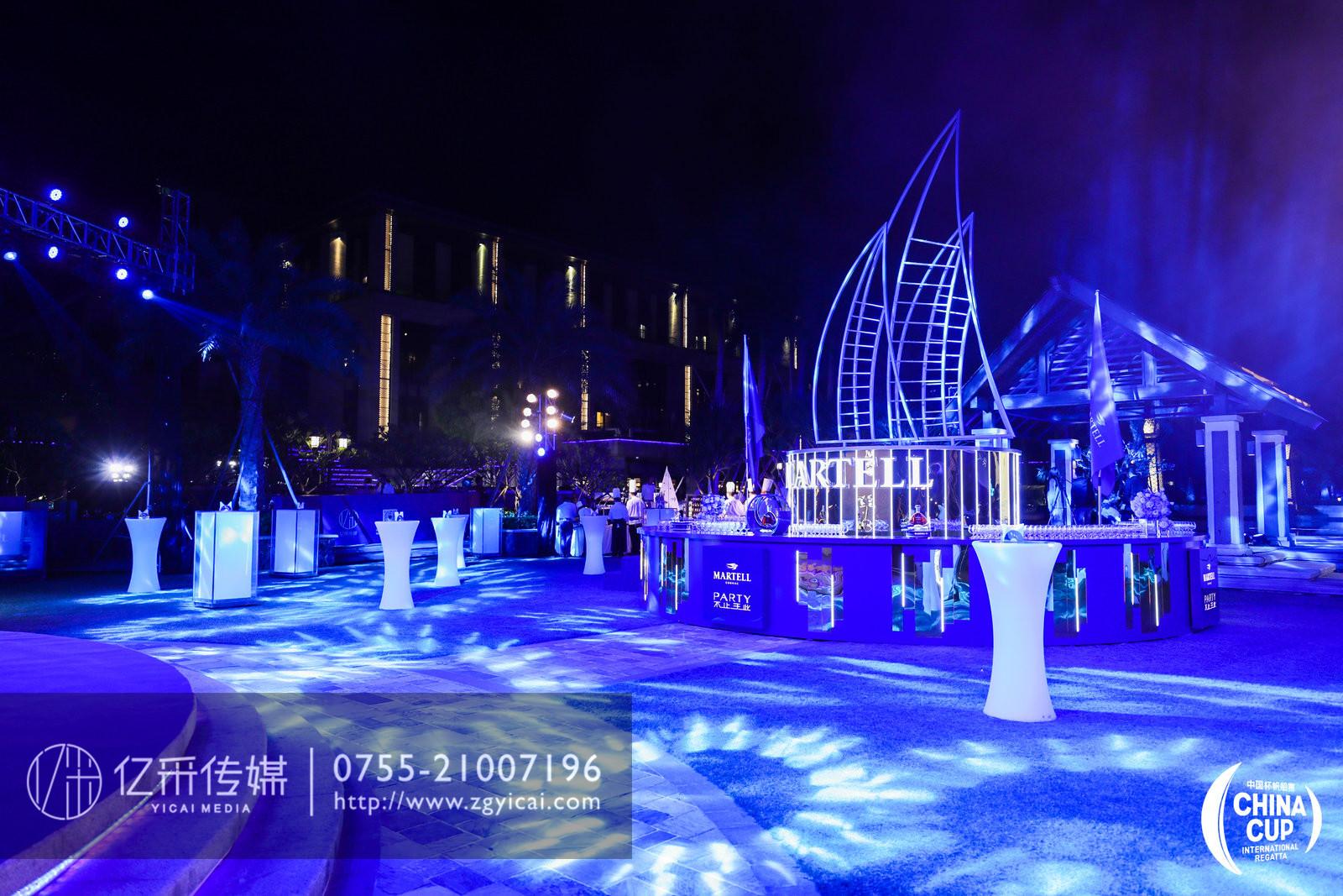 中国杯帆船赛2019船东之夜